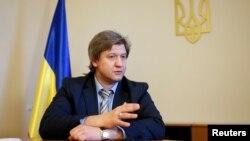 Міністр фінансів України Олександр Данилюк
