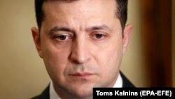 Президент України Володимир Зеленський (архівне фото)