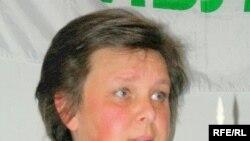 Руководитель Московского регионального отделения Союза комитетов солдатских матерей Светлана Кузнецова