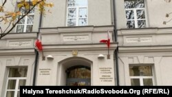 Окружной прокуратуры Холма в Польше, где ведут допрос Игоря Мазура