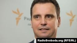 Айварас Абромавичюс, подавший в отставку министр экономического развития и торговли Украины.