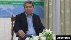 Ислом уйғониш партияси раҳбари Муҳиддин Кабирий.