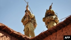 Troops from Australian special forces are being probed over an incident involving severed hands. (file photo)