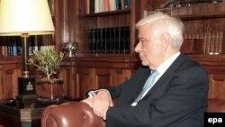 Претседателот на Грција Прокопиос Павлопулос