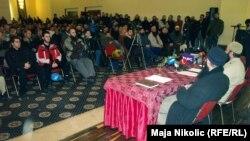 Skup pripadnika vehabijskog pokreta u Tuzli