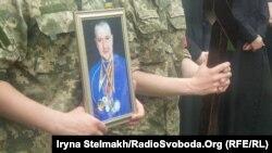 У Києві поховали бійця Тимура Юлдашева