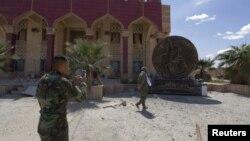 Tikriti, pas largimit të militantëve të Shtetit Islamik