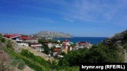 Sudaq, Qırım