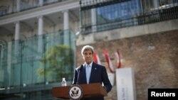 وین، محل مذاکرات هستهای؛ جان کری، وزیر خارجه ایالات متحده از آخرین تحولات در مذاکرات میگوید