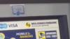Un bancomat Moldindconbank la Chișinău