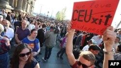 Prosvjedi potpore Srednjeeuropskom sveučilištu, Budimpešta
