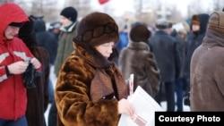 Митинг в Челябинске - 4 февраля 2012 года