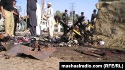 პაკისტანში მომხდარი აფეთქება