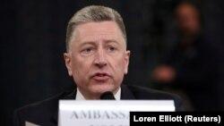 Kurt Volker, reprezentantul special american pentru Ucraina