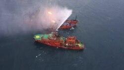 Почему горят суда у берегов Крыма? | Радио Крым.Реалии
