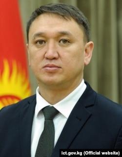 Бакыт Шаршембиев.