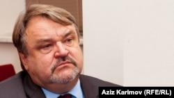 Алекс Григорьевс, директор офиса NDI в Азербайджане, Баку, 4.04.2013