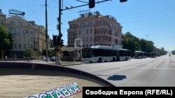 Автобусите се връщат обратно по Цариградско шосе