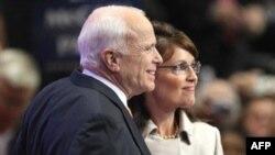 John McCain i Sarah Palin