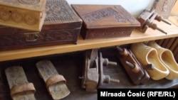 Izrezbareni predmeti