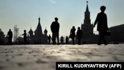 Ілюстративне фото. Красна площа у Москві. Вересень 2014 року