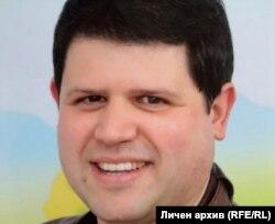 Евгени Райков