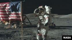 """Фотографија на НАСА од мисијата """"Аполо"""""""