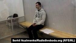 Станислав Краснов в суде, архивное фото