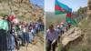 5 мая сотни молодых людей, взявшись за руки, выстроились цепью вдоль спорного участка грузино-азербайджанской границы. Ответная акция на том же участке с азербайджанской стороны состоялась 8 мая