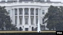 Белый дом. Иллюстративное фото.