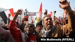 The deaths occurred amid rallies marking the third anniversary of the ouster of former President Hosni Mubarak.