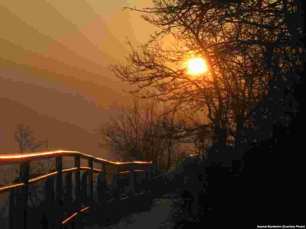 Сулайман-Тоо. Ошская область. (Фото Азамата Алымкулова)