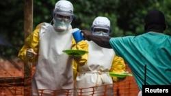 Февралдан бери Батыш Африканын төрт өлкөсүндө эбола вирусунан 729 адам көз жумду.