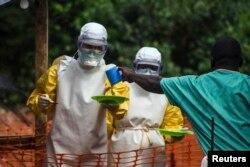 Медики в Сьерра-Леоне