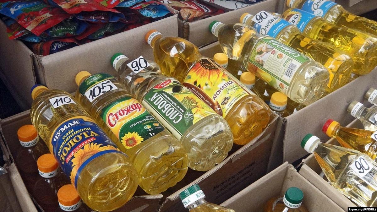Рада приняла закон об информации для потребителей пищевых продуктов