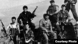 ОМОНовцы в зоне Карабахского конфликта