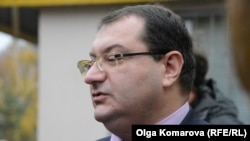 Юрій Грабовський. Листопад 2015 року