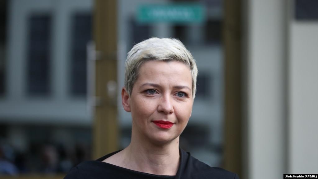 Мария Колесникова стала лауреатом премии «Самые отважные женщины»