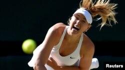 Російська тенісистка Марія Шарапова, архівне фото, 2015 рік