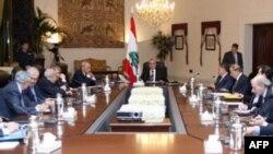 گفت وگوهای آشتی ملی لبنان از آن رو که پیش از انتخابات پارلمانی که سال ۲۰۰۹ برگزار میشود، از اهمیت فراوانی برخوردار است. (عکس: Afp)