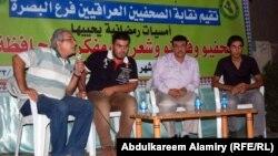 الجلسة المخصصة لباسل سلام ومصطفى احسان