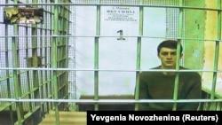 Егор Жуков в суде