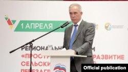 Сергей Морозов, губернатор Ульяновской области. Архивное фото