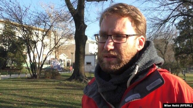 Radoš Đurović: Zabrinjavaju me nagoveštaji da bi Bosna i Hercegovina i Srbija mogle da postanu ne samo neka neka vrsta tampon zone, nego i mesto odakle bi se ti nesretni ljudi deportovali nazad u zemlje odakle su došli