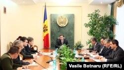 Guvernul Filat a discutat incidentul de la Vadul lui Vodă
