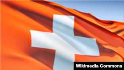Switzerland - the national flag image