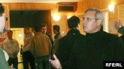 Михаил Касьянов в Карелии
