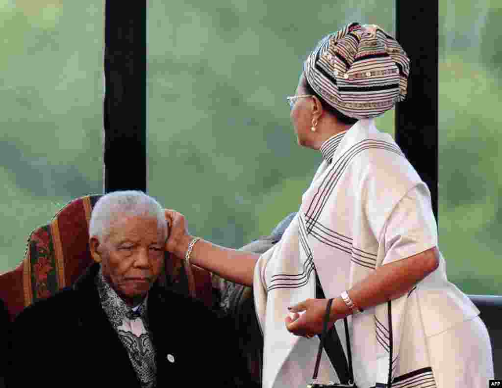 life and contribution of nelson mandela to africa Walter sisulu, nelson, winnie, albertina sisulu and the mandela family image source each one a titan to the liberation struggle, winnie and nelson's life after his release was a blur of travel, speeches and media obligations.