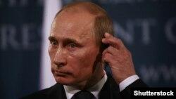 Russian Presdient Vladimir Putin