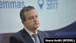 Ivica Dačić, šef diplomatije Srbije